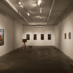 Installation view Indie Photography Group Gallery, Tel-Aviv
