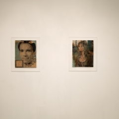 """Installation view from the series """"Untitled"""""""