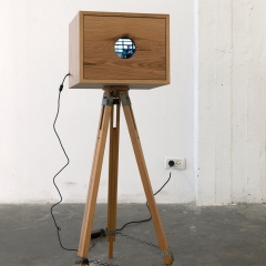 Past perfect, video installation
