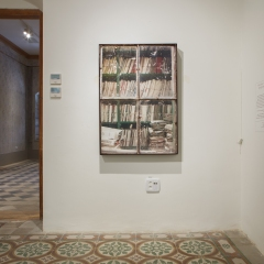 """Installation view from the series """"Monuments of Remembrance"""""""